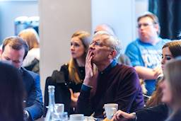 'Facebook Business Fundamentals' Business Breakfast 27th of February